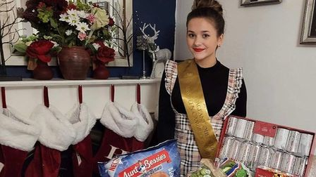 Teenager bids to achieve pageant stardom with fundraising effort