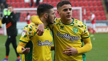 Max Aarons Emi Buendia Norwich City duo transfer window speculation