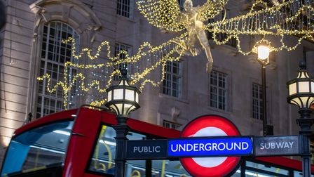 East Londoners are advised to plan ahead for journeys throughout festive period as TfL Rail has planned closures for...
