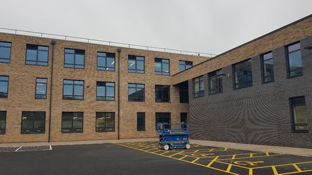 Sidmouth College new building