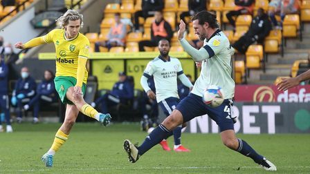 Todd Cantwell seals Norwich City's 2-0 Championship win over Cardiff City