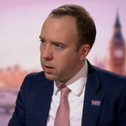 Matt Hancock on The Andrew Marr Show