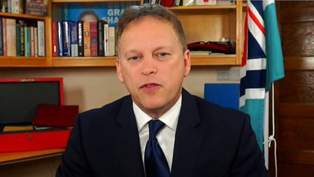 Grant Shapps speaks to Sky News