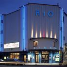 The Art Deco Rio cinema in Dalston