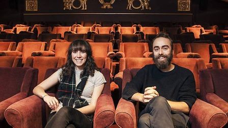 Dee Swift and Ash Charman revived the abandoned Castle Cinema by launching a £45,000 kickstarter cam