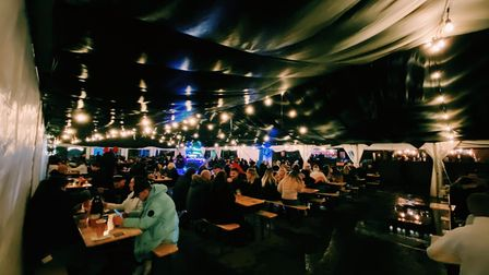 Junkyard Market has returned to Norwich for Christmas