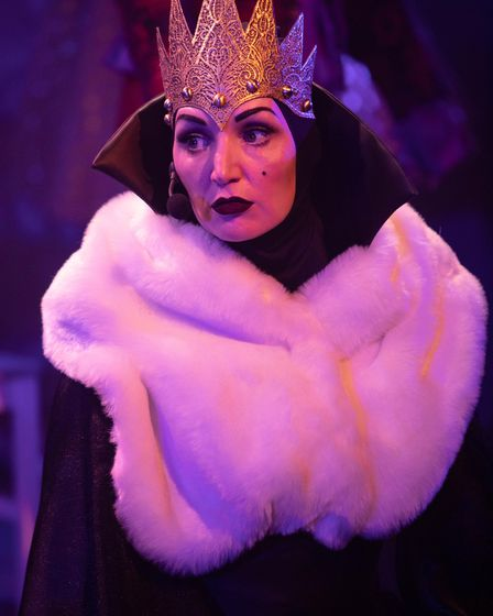 Jennie Jacobs as The Wicked Queen