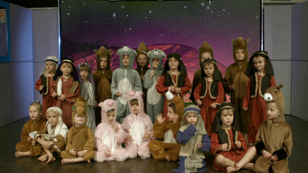 Pakefield Primary School's virtual performance of the play entitled 'Who Stole the Loo Roll'.