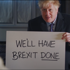 Boris Johnson featured in a Love Actually parody last Christmas
