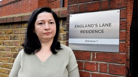 Tahira Garabayli says she fears resettling outside the borough