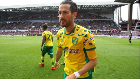 Mario Vrancic had a vital role to play in Norwich City's previous Championship title run in