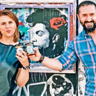 Asli Gokturk and Adem Garip of Heart and Soul Nuts.