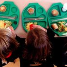 More pupils in Newham are relying on free lunches than this time last year. Picture: Chris Radburn/P