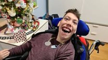 Josh Farrer has received baubles from all over the world after his mum launched an appeal.
