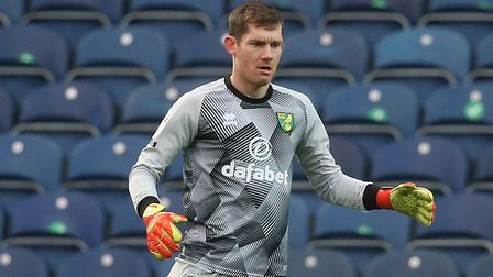 Michael McGovern will continue in goal for Norwich City with Tim Krul poised to miss out until the new year with a thigh...