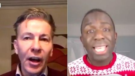 Andrew Pierce and Femi Oluwole debate the Brexit deal on Good Morning Britain