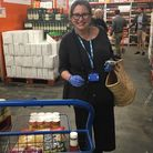 Kentish Town Community Centre providing 'happiness hampers' during the first Covid lockdown