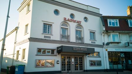 The Radway Cinema in Sidmouth