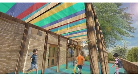 Picture of how a new school could look