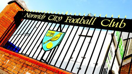 Norwich City fan Lewis Shipley has signed a first professional deal with the club