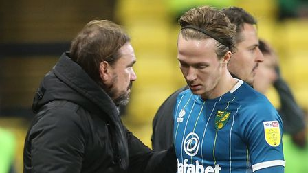 Kieran Dowell has missed a large chunk of Norwich City's Championship season through injury before his first start in...