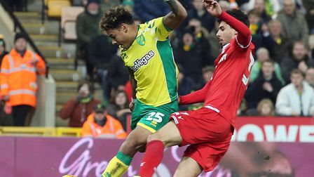 Onel Hernandez struck a stoppage time brace to earn a point against Nottingham Forest in a memorable festive match under...
