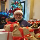 Cllr Paul Canal and the other Wanstead Christmas Bakers raised £1,000 selling their sweet treats to raise money for Haven...