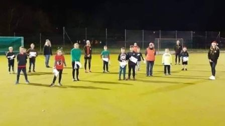 Fenland sports clubs deliver December training sessions
