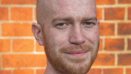 Youth worker Jason Allen, who has received the BEM medal in the 2021 New Year's Honours.