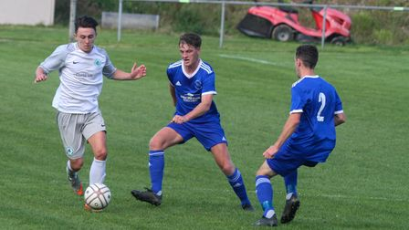 Ilfracombe Town taking on Ivybridge Town in the South West Peninsula