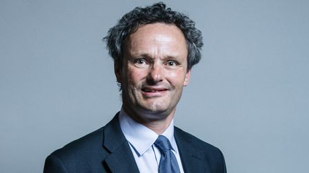Waveney MP Peter Aldous