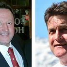 George Hammett from Barnstaple and Chris Pedlar from Milton Damerel have been named in the 2021 New Year Honours List