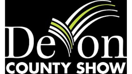 The logo for the Devon County Show