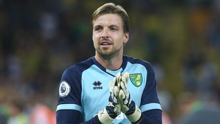 Tim Krul is back in contention for Barnsley's Championship visit after his thigh injury