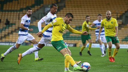 EmiBuendia has been a key figure in Norwich City's rise to the top of the Championship this season