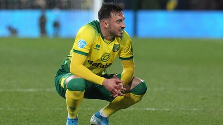 Josip Drmic has missed his chance of a crack at the European Championship - for now at least Pictu