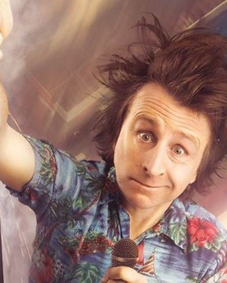Milton Jones is bringing tour Milton: Impossible to Norwich