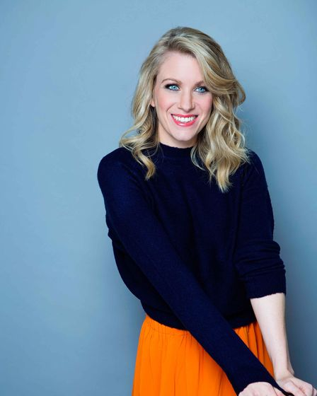 Star off BBC's The Mash Report Rachel Parris has announced a Norwich show