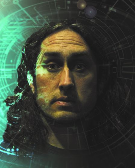 Panel show favourite Ross Noble is heading to Norwich.