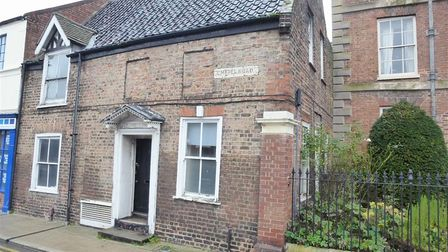 Two-bedroom flat available for £50,000 in Chapel Road, Wisbech.