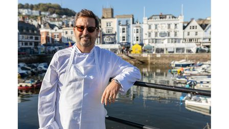 Picture of celeb chef Mitch Tonks