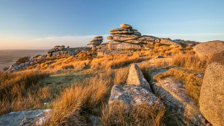 Cornish language is closely tied to the landscape The Cheesewring on Bodmin.Photo: Getty Images/iSto