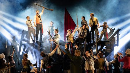 Les Misérables has been rescheduled at Norwich Theatre Royal until autumn 2021. Picture: Helen Maybanks