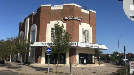 The Broadway Cinema and Theatre in Letchworth