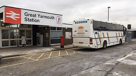 Vauxhall Station Great Yarmouth