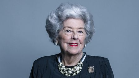 Baroness Betty Boothroyd https://creativecommons.org/licenses/by/3.0/legalcode