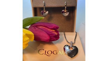 The Clogau jewellery reward, donate to the Lowestoft Players Crowdfunder between January 9 andJanuary 15 for entry into a...
