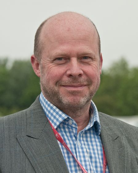 North Somerset Councillor Mark Canniford. Picture: MARK ATHERTON