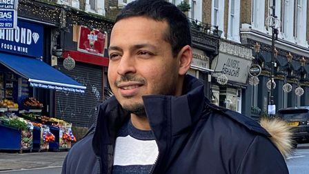 Haverstock Hill resident Amit Shah