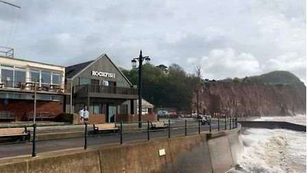How a new Sidmouth restaurant may look